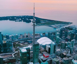 city, landscape, and ontario image