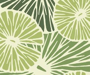 tropical, green, and leaf image