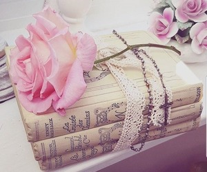 book, beauty, and pastel image