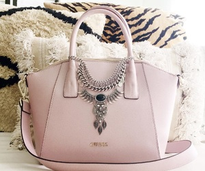 bag, fashion, and guess image