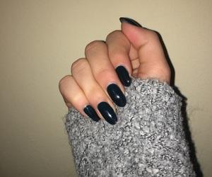 nails, 💅, and 🏻 image