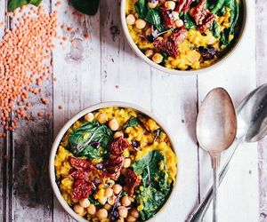 curry, fitness, and food image