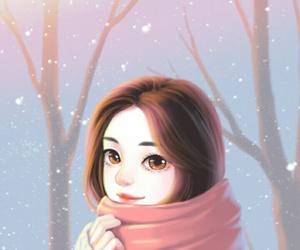 background, beautiful, and fashionable image