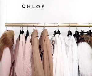fashion, chloe, and style image