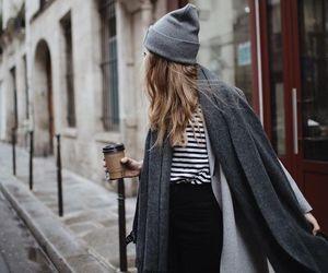beanie, fashion, and pretty image