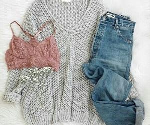 bra, fashion, and girl image