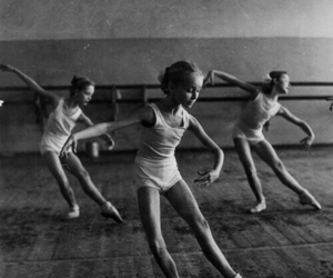 ballet, girl, and beautiful image