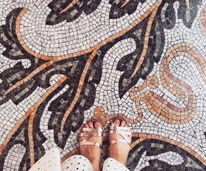 aesthetic, theme, and floor image