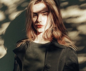 model, girl, and bridget satterlee image