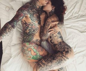 art, couple, and goals image