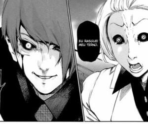 10, tokyo ghoul, and manga image
