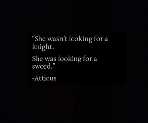 atticus, empowerment, and inspiration image