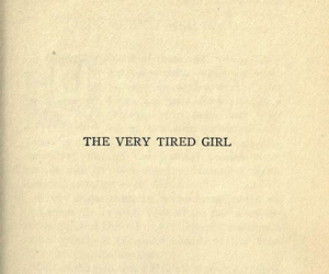quotes, tired, and aesthetic image