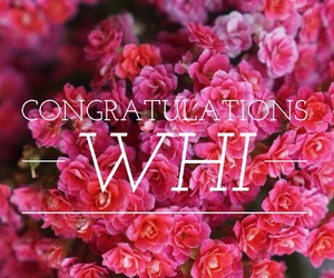 congratulations and whi image