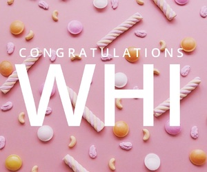 happy birthday, weheartit, and congrats image