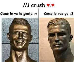crush, escultura, and guapo image