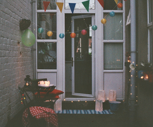 vintage, decoration, and party image