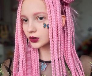 braids, box braids, and dreadlocks image
