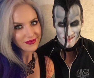 beauty, arch enemy, and alissa white-gluz image