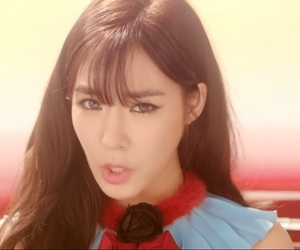 asian, tiffany snsd, and cute image