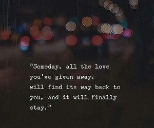 stays and love will find a way image