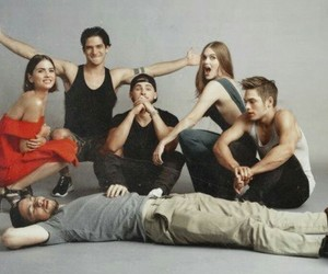 teen wolf, tyler posey, and dylan sprayberry image