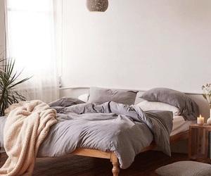 bed, live, and sleep image