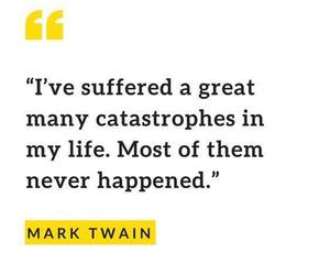 life, catastrophes, and mark twain image