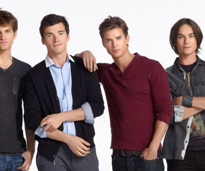 pretty little liars, caleb, and pll image