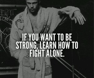 alone and fight image