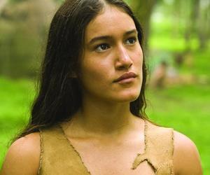 beautiful, native american girl, and girl image
