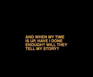 black, hamilton, and Lyrics image