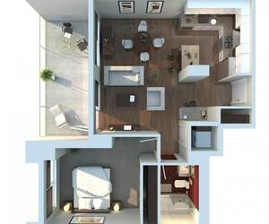 Blueprint, design, and apartment image