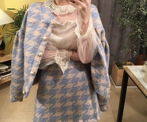 clothes, kfashion, and chuu image