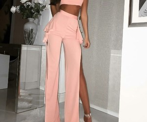 fashion, luxury, and chic outfits image