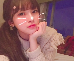arin, cute, and oh my girl image