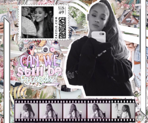 layout, arianagrande, and edit inspo image