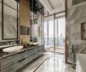 bathroom, expensive, and interior design image