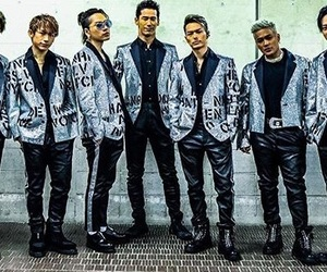 exile tribe, jsb, and j soul brothers image