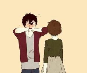 anime, boy, and sweet image