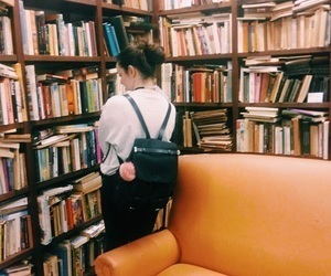 aesthetic, article, and book worm image