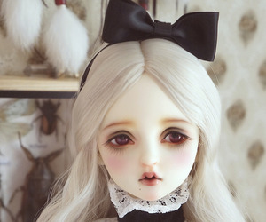 asian, doll, and bjd image