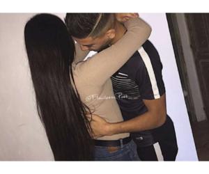 couple, girl, and goal image