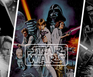 a new hope, aesthetic, and book image