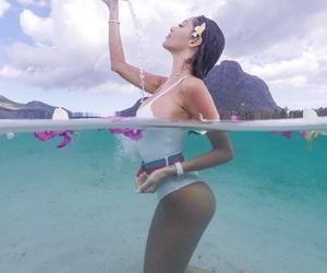 girl, goal, and Island image