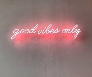 pink, quotes, and neon image