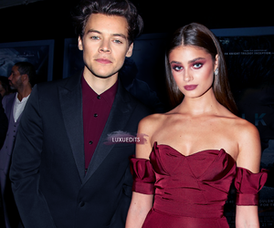 manip, taylor hill, and Harry Styles image