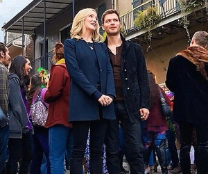 The Originals, klaroline, and Vampire Diaries image