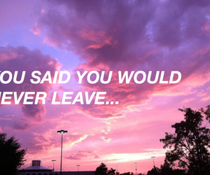 quotes, sky, and sad image