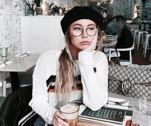 cafe, indie, and fashion image